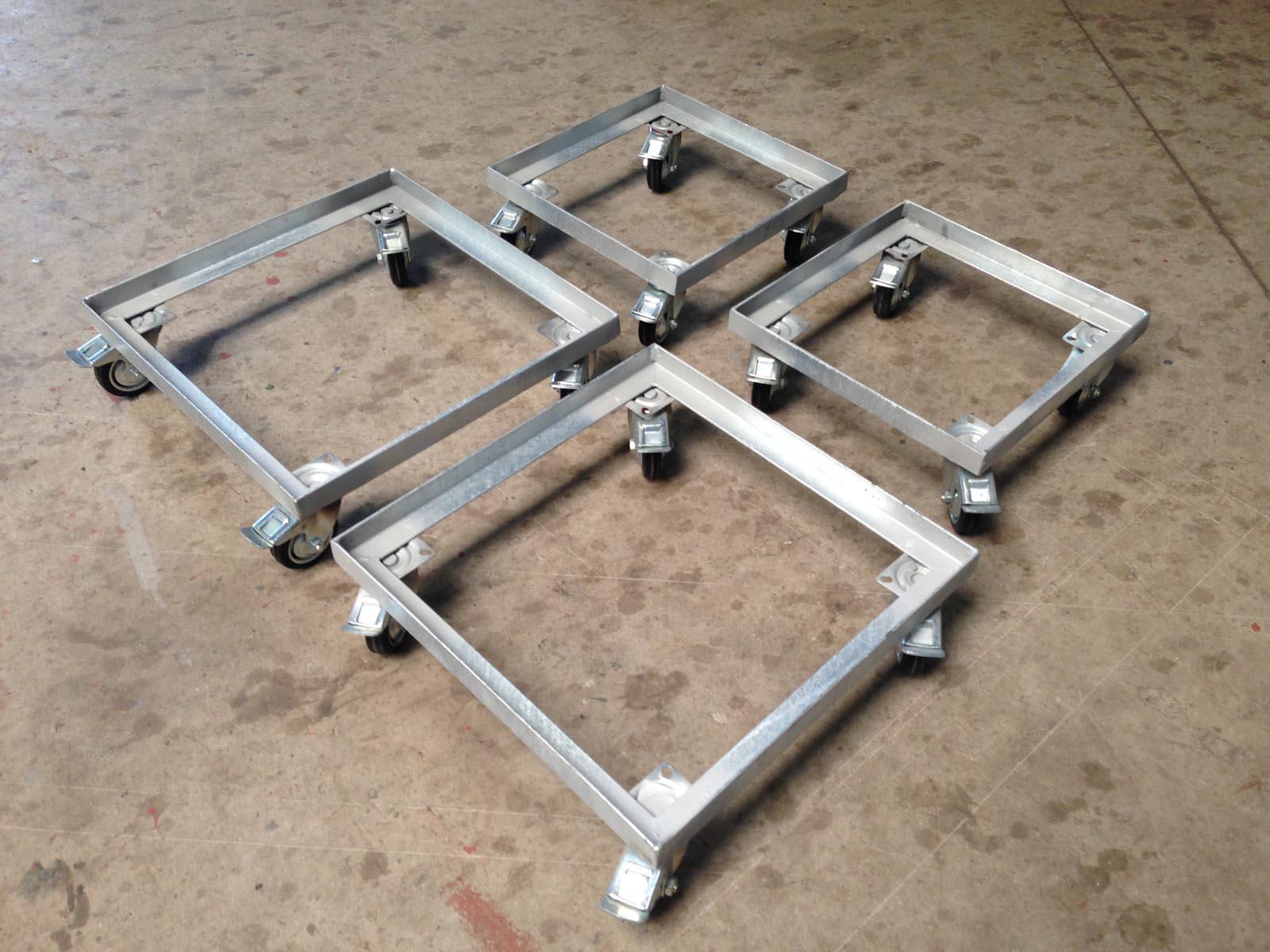 Kanters Metaalservice - Klein staalwerk
